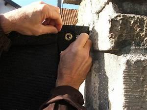 Comment Poser Un Brise Vue Sans Grillage : poser un brise vue sur un portail galerie photos d ~ Dailycaller-alerts.com Idées de Décoration
