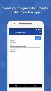 docusign upload sign docs android apps on google play With app documents to go android