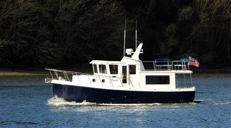 Boat Prices Seattle by Boat Review American Tug 365 Mk Ii See It At The
