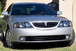 Silver Ls V8 2003 Lincoln Ls 13559056