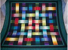 Woven Ribbons, Spanish Tiles & Hullabaloo
