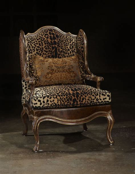 Upholstery Of A Chair by Astonishing Leopard Fabric Velvet Upholstery Wingback
