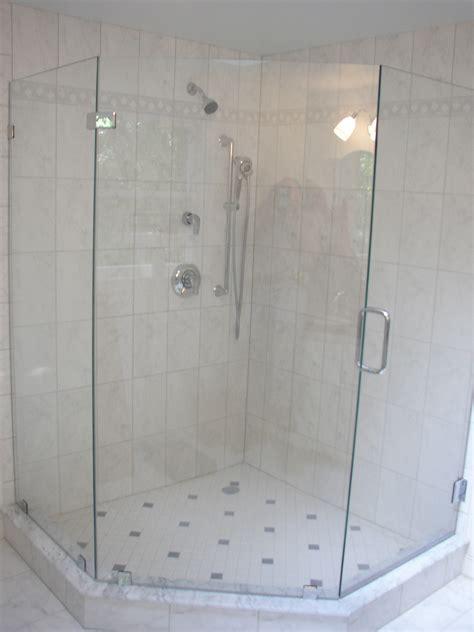 neo angle shower doors shower doors gallery modern glass designs