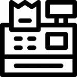 Icon Cash Register Icons