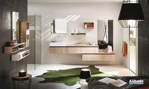 Implantation Salle De Bain : meubles salle de bains unique origine delpha espace aubade ~ Dailycaller-alerts.com Idées de Décoration