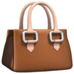 handbag emoji ufc