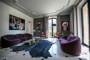 decoration interieur maison de maitre contemporain With deco maison de maitre
