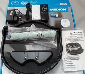 Medion Md 18600 Test : medion wischroboter md 18379 ~ Watch28wear.com Haus und Dekorationen