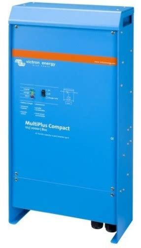inversor cargador victron multiplus c 12 2000 80 12v 2000w