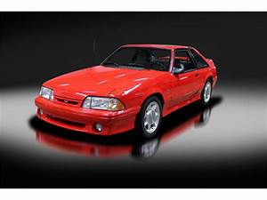 1993 Ford Mustang Cobra for Sale | ClassicCars.com | CC-1152110