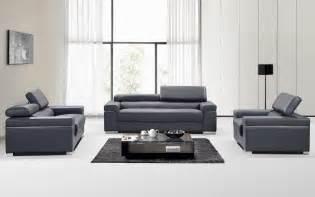 designer sofas contemporary grey italian leather sofa set with adjustable headrest san diego california j m soho