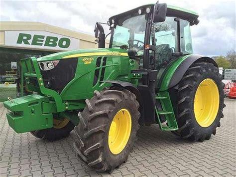 deere traktor kaufen deere 6100mc traktor 26605 aurich baujahr 2014
