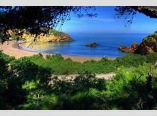 Tiny and Cozy Beach in Algeria Traveldudesorg