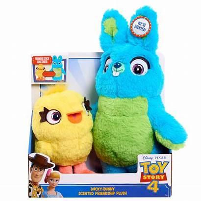 Toy Story Bunny Ducky Plush Disney Fans