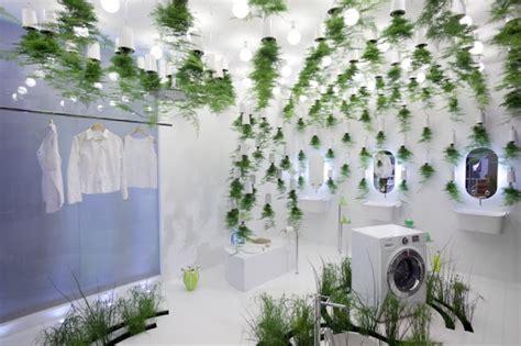 best bathroom pot plants dise 241 o ecol 243 gico en el cuarto de ba 241 o