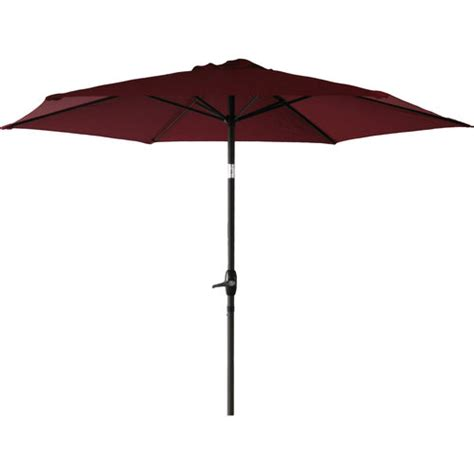 9 ft patio umbrella walmart mainstays 9 umbrella brilliant walmart