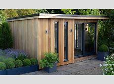 Garden Rooms, Garden Offices, Garden Studios – Cedar Nursery