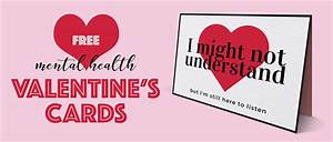 4 Free Printable Valentine's Cards to Show You Care About ...