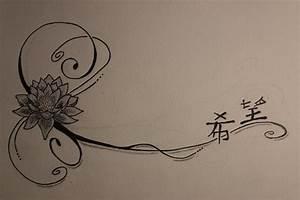 Dessin Fleurs De Lotus : dessin lotus ~ Dode.kayakingforconservation.com Idées de Décoration