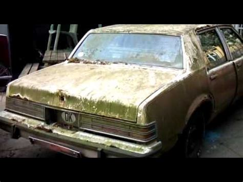 small engine maintenance and repair 1986 buick skylark electronic toll collection buick skylark 1980 youtube