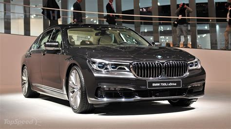 7 Series Bmw by 2016 Bmw 7 Series Review Top Speed