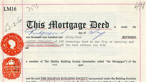 property lost deeds   property