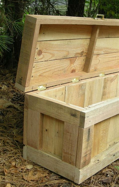 homemade cedar chest woodworking projects plans