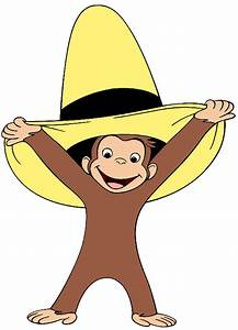 Curious George Clipart - dothuytinh