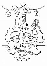 Poochie Coloring Halloween Pages Planned Snoopy Planning sketch template