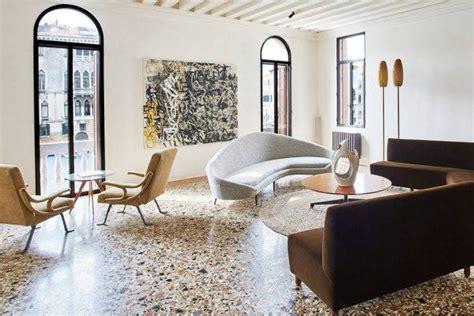 terrazzo interior design  piece