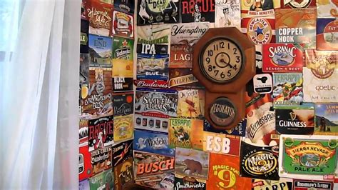 beer wall  youtube