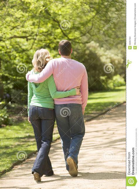couple walking  path arm  arm stock images image
