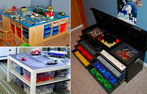 20 practical ideas for storing legos creatistic