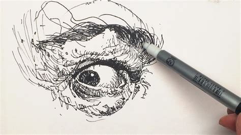 ink drawing techniques  tips creative bloq
