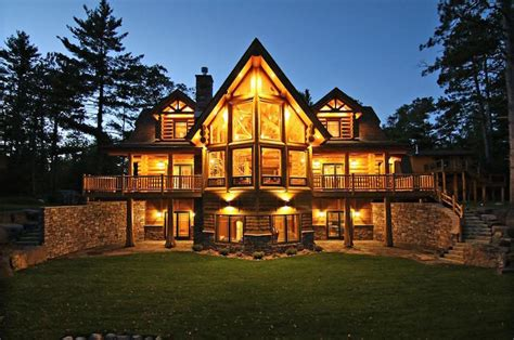 million log cabin   dreams