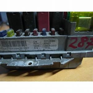 Fuse Box Module Bsi Fiat Stilo  1 9 Jtd  51724394  Sale