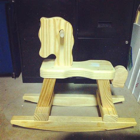 homemade rocking horse plans  woodworking