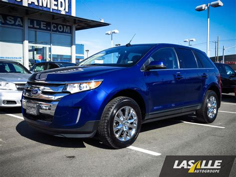 ford edge ground clearance
