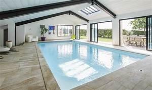 faire construire une piscine interieure With construire une piscine interieure