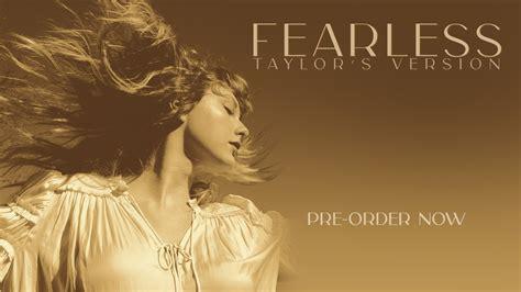 Taylor Swift Fearless Album y pistas - lolotaku