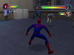 Spider-Man Download (2001 Arcade action Game)