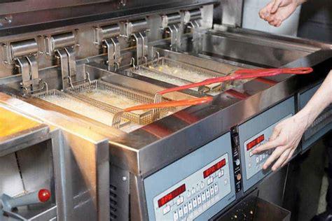 deep fryer merchdope recommended temperature fryers