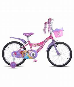 Hero Disney 20t Princess Junior Cycle  Girls Bicycle  Buy Online At