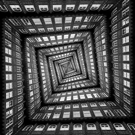 mind bending architectural illusions scene