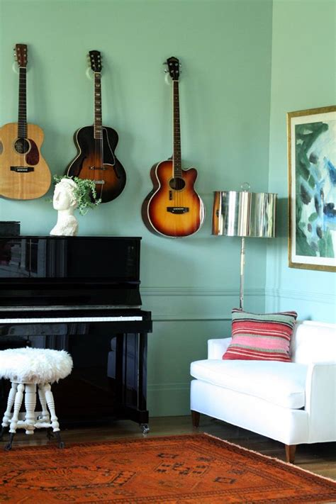 paint colors for music room jenny komenda s gorgeous music room love the farrow