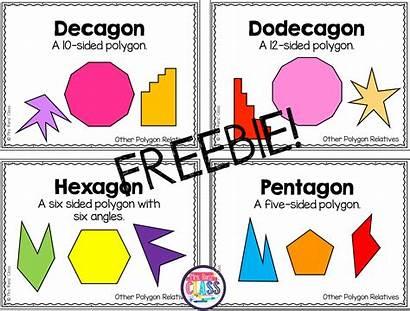 Polygon Hexagon Tree Definition Clipart Card Class