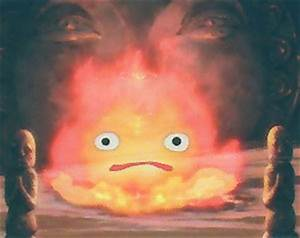 17 Best images about Calcifer on Pinterest | Bacon, Gifs ...