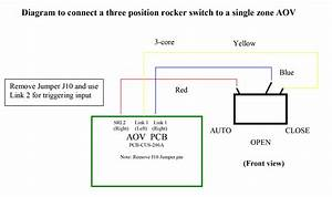 Rocker Switch Schematics