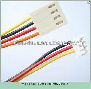 4pin 4 2mm Male To Female Molex Computer Internal Wiring