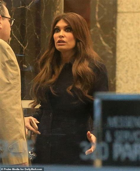 guilfoyle kimberly thursday surprised athletic league police luncheon attendance notably manhattan jr don